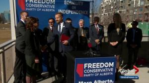 Freedom Conservative Party launches its 2019 election campaign
